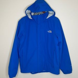 THE NORTH FACE Bomber Blue HYVENT 3 season jacket